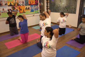 Yoga In powai 11