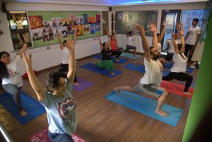 Yoga In powai 2