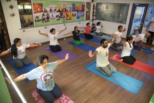 Yoga In powai 3