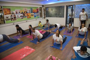 Yoga In powai 9